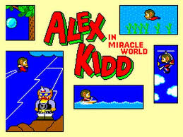 Un oeil dans le retro : Alex Kidd in Miracle World