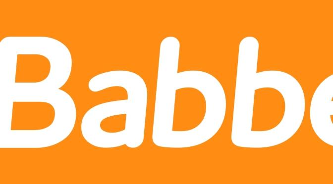 Apprendre une nouvelle langue ou se perfectionner avec Babbel !