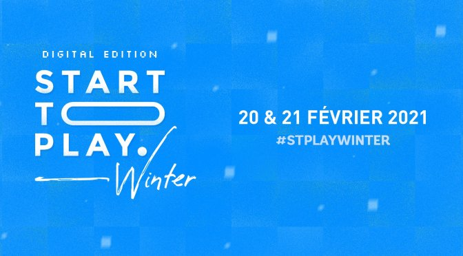 Start to Play Winter Digital Edition : un agréable moment !