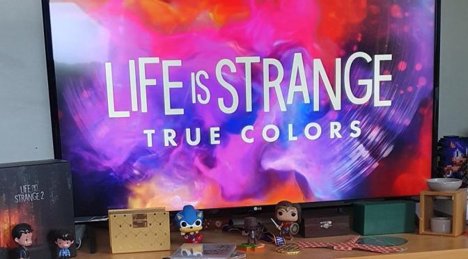 Mon ressenti suite à l'annonce de Life is strange: true colors !