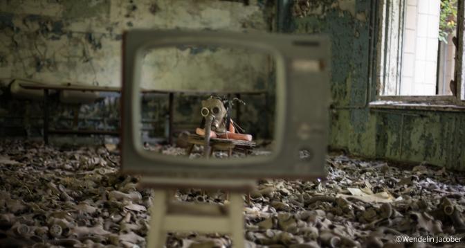 Tchernobyl : 35 ans déjà !
