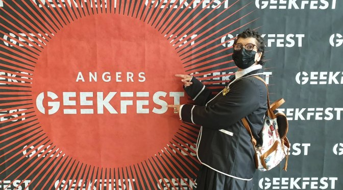Conventions : Angers Geekfest #2